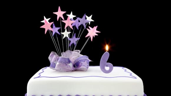 Happy 6th birthday Twitter